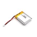 Bateria Akumulator 1000mAh 3.7V + JST1.25mm (3)