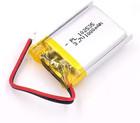 Bateria Akumulator 1000mAh 3.7V + JST1.25mm (1)
