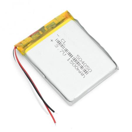 Akumulator Li-Po, Li-Poly 1500mAh 3.7V 3 przewody (1)