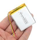 Akumulator Li-Po, Li-Poly 1500mAh 3.7V 3 przewody (3)