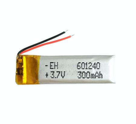 Bateria Akumulator Li-Poly 300mAh 3.7V (1)