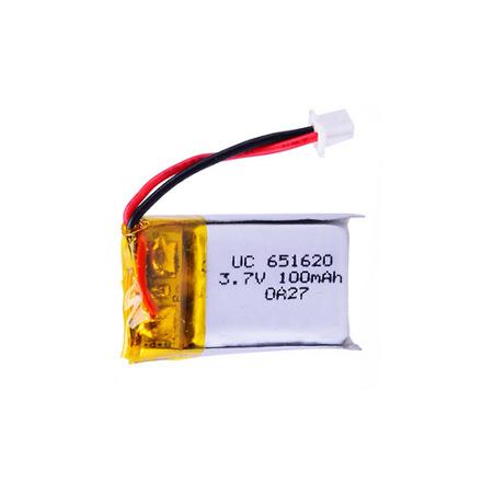 Bateria Akumulator Li-Poly 100mAh 3.7V (1)