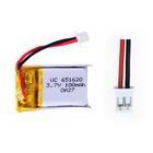 Bateria Akumulator Li-Poly 100mAh 3.7V (2)