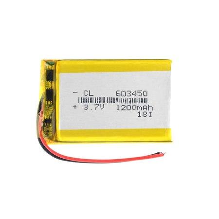 Bateria Akumulator 1200mAh 3.7V (1)