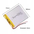 Bateria Akumulator 2000mAh 3.7V (2)