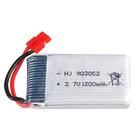 Bateria 1200mAh do Drona Syma X5HC X5HW X5UW (1)