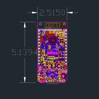 TTGO T-DISPLAY ESP32 z LCD + AKKU (5)