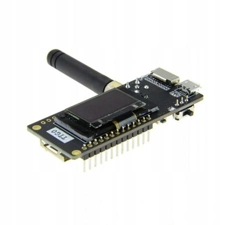 TTGO LoRa32 915MHz ESP32 Moduł radiowy z OLED (1)