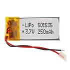 Bateria Akumulator 250mAh 3.7V (1)