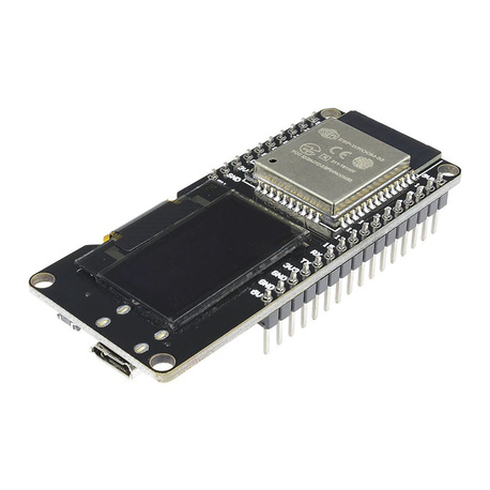 ESP32 Development Board 0.9'' OLED (1)