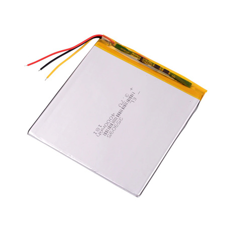 Bateria Akumulator 4000mAh 3.7V 3 przewody (1)