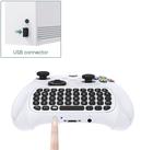 Bezprzewodowa klawiatura do pada Xbox Series X/S, Xbox One X/S  (5)