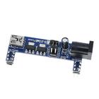 Płytka stykowa MB-102 + Moduł zasilania (mini) + Przewody (3)