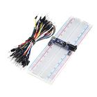 Płytka stykowa MB-102 + Moduł zasilania (mini) + Przewody (1)