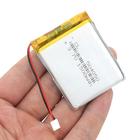 Bateria Akumulator GPS 1500mAh 3.7V wtyk JST 1.25 (3)