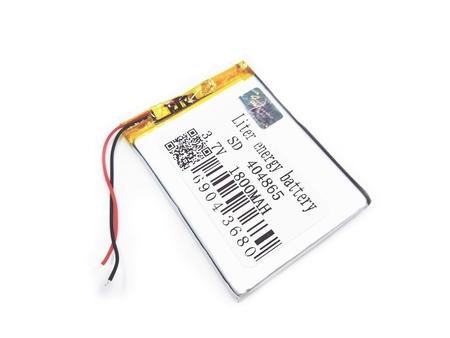 Bateria Akumulator 1800mAh 3.7V (1)