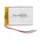 Bateria Akumulator 1000mAh 3.7V (4)