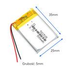 Bateria Akumulator 500mAh 3.7V (3)