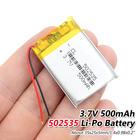 Bateria Akumulator 500mAh 3.7V (4)